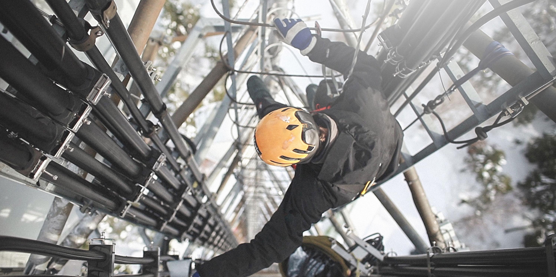 Sonderzweck - Arbeitsschutz Sicherheit Absturzsicherung